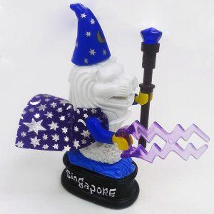 Wizard-Merlion