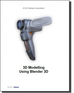 Blender modelling book