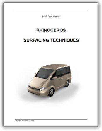 Rhino 3D book