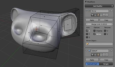 3D modeling course