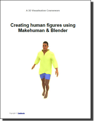 Makehuman blender