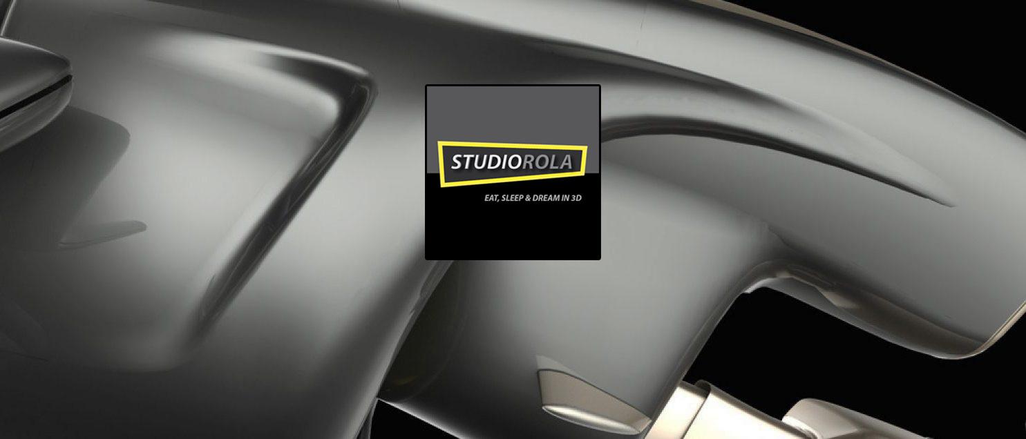 studiorola 3D design