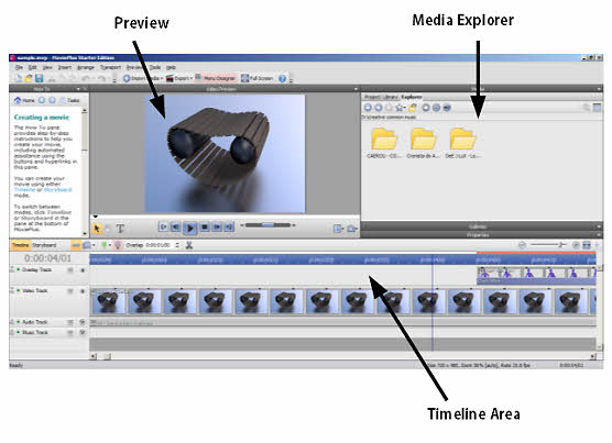 Movieplus video editor