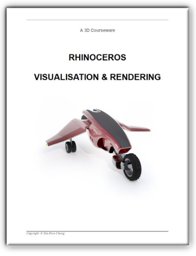 rhino 3D cycles book