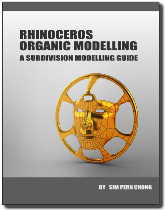 Rhino 3D Sub-D SubD book
